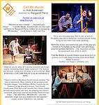 Working Theater's CALL ME WALDO PR 2/13/12