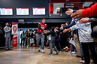 Washington, DC - Sunday JAN 26, 2020: DC Defenders wide receiver Jordan Westerkamp (10) is introduced to the fans at the DC Defenders open house at  Audi Field in Washington, DC. (Photo by Phil Peters/Media Images International)