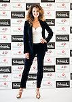 Monica Estarreado during Senmark 40th. Aniversary Fashion Show at Circulo de Bellas Artes in Madrid, Ocotber 15, 2015.<br /> (ALTERPHOTOS/BorjaB.Hojas)
