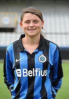 Club Brugge Vrouwen : Sofie Huyghebaert<br /> foto David Catry / nikonpro.be