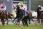 April 20,2014:Isla Bonita,ridden by Masayoshi Ebina,wins the Satsuki Sho(Japanese 2000 Guineas) at Nakayama in Chiba, Japan. Kazushi Ishida/ESW/CSM