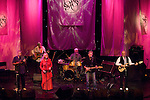 The folk group Steeleye Span playing at Swansea Grand Theatre on their 40th Anniversary Tour.