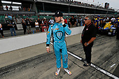 Verizon IndyCar Series<br /> Indianapolis 500 Qualifying<br /> Indianapolis Motor Speedway, Indianapolis, IN USA<br /> Saturday 20 May 2017<br /> Marco Andretti, Andretti Autosport with Yarrow Honda, Mario Andretti<br /> World Copyright: Scott R LePage<br /> LAT Images<br /> ref: Digital Image lepage-170520-indy-1887
