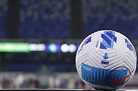 Nike official Serie A ball is seen during the friendly football match between SSC Napoli and Benevento Calcio at Diego Armando Maradona stadium in Napoli (Italy), September 06th, 2021. <br /> Photo Cesare Purini / Insidefoto