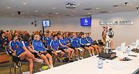 2019.08.19 Persconferentie KAA Gent Ladies