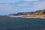 View Of Coastline From Haleolono Harbor
