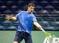 17-2-08, Netherlands, Rotterdam, ABNAMROWTT, final round qualifying,  Mischa Zverev