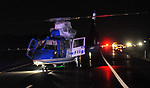 A single-vehicle crash on SB I-75 near the 85 mile marker claimed one life and injured two others on June 4, 2015.