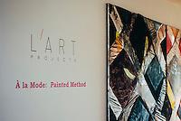 L'Art Projects Present À la Mode: Painted Method