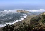 Greyhound Rock, Santa Cruz County, CA