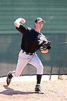 Matthew Heidenreich, Chicago White Sox 2010 minor league spring training..Photo by:  Bill Mitchell/Four Seam Images.