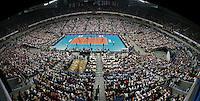 Arena Beogradska Arena FIVB World League Belgrade Serbia Volleyball Final six Serbia vs Brasil F6 26.7.2009. (credit image photo: Pedja Milosavljevic / STARSPORT)