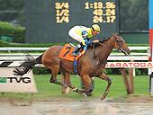 Marscaponi wins 9th race at Saratoga