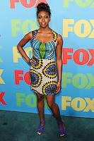 NEW YORK CITY, NY, USA - MAY 12: Condola Rashad at the FOX 2014 Programming Presentation held at the FOX Fanfront on May 12, 2014 in New York City, New York, United States. (Photo by Celebrity Monitor)