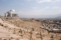 Grave of  King Nader Khan. Kabul. 10-9-10