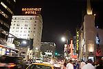 Hollywood Boulevard, Hollywood, Los Angeles, CA
