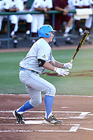 Jeff Gelalich #20 of the UCLA Bruins plays against the Arizona State Sun Devils on May 27, 2011 at Packard Stadium, Arizona State University, in Tempe, Arizona. .Photo by:  Bill Mitchell/Four Seam Images.