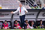 Iran Head Coach Carlos Quieroz reacts during the AFC Asian Cup UAE 2019 Group D match between Vietnam (VIE) and I.R. Iran (IRN) at Al Nahyan Stadium on 12 January 2019 in Abu Dhabi, United Arab Emirates. Photo by Marcio Rodrigo Machado / Power Sport Images