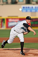 May 1 2010: Johnny Dorn (23) of the Jupiter Hammerheads  during a game vs. the Palm Beach Cardinals at Roger Dean Stadium in Jupiter, Florida. Palm Beach, the Florida State League High-A affiliate of the St. Louis Cardnials, won the game against Jupiter, affiliate of the Florida Marlins, by the score of 5-4  Photo By Scott Jontes/Four Seam Images