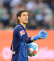 goalwart Yann SOMMER (MG) gesture, gesture, soccer 1st Bundesliga, 1st matchday, Borussia Monchengladbach (MG) - FC Bayern Munich (M) 1: 1, on 08/13/2021 in Borussia Monchengladbach / Germany. #DFL regulations prohibit any use of photographs as image sequences and / or quasi-video # Â