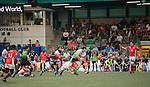 BGC Asia Pacific Dragons vs Samurai International RFC  GFI HKFC Rugby Tens 2016 on 07 April 2016 at Hong Kong Football Club in Hong Kong, China. Photo by Marcio Machado / Power Sport Images