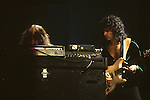 Jon Lord & Ritchie Blackmore of Deep Purple 1985