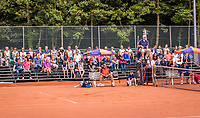 The Hague, Netherlands, 09 June, 2018, Tennis, Play-Offs Competition, spectators<br /> Photo: Henk Koster/tennisimages.com