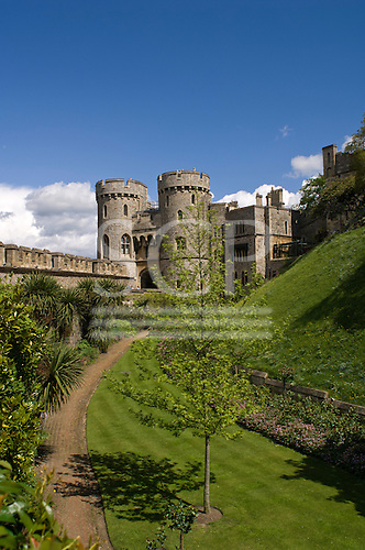 Windsor Castle, Royal Windsor, Berkshire.