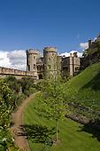 Windsor Castle, Royal Windsor, Berkshire.