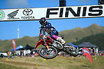 Cody Cooper competes in MX1 Grand Prix race one. 2021 New Zealand Motocross Grand Prix at Old Gorge Road in Woodville , New Zealand on Sunday, 31  January 2021. Photo: Dave Lintott / lintottphoto.co.nz