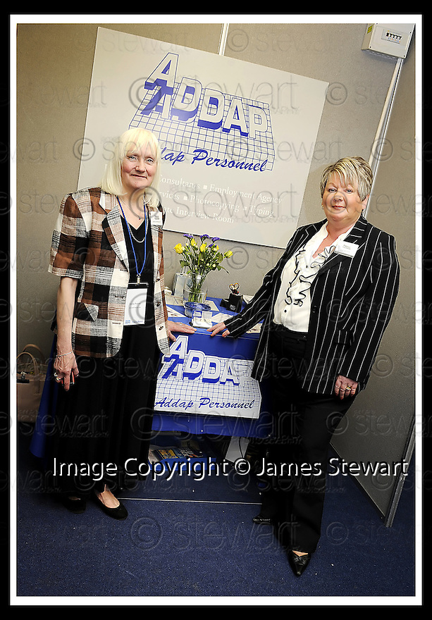 01/05/2008   Copyright Pic: James Stewart.File Name : 58_business_fair.FALKIRK BUSINESS FAIR 2008.ADDAP PERSONNEL.James Stewart Photo Agency 19 Carronlea Drive, Falkirk. FK2 8DN      Vat Reg No. 607 6932 25.Studio      : +44 (0)1324 611191 .Mobile      : +44 (0)7721 416997.E-mail  :  jim@jspa.co.uk.If you require further information then contact Jim Stewart on any of the numbers above........