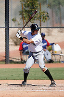 Jonathan Gilmore - Chicago White Sox 2009 Instructional League. .Photo by:  Bill Mitchell/Four Seam Images..