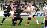 Saturday 14th September 2019 | Glasgow vs Ulster  <br /> <br /> Matt Faddes during the second pre-season friendly between Ulster and Glasgow at Scotstoun Stadium, Glasgow, Scotland. Photo by John Dickson / DICKSONDIGITAL