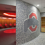 Ohio State University Basketball Practice Facility at the Schottenstein Center