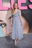 Kathryn Newton @ the Los Angeles Premiere for the new HBO Limited Series BIG LITTLE LIES held @ the Chinese theatre. February 7, 2017 , Hollywood, USA. # PREMIERE DE LA SERIE 'BIG LITTLE LIES' A HOLLYWOOD