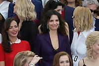 BERNIE BEJO JULIETTE BINOCHE<br /> 70th Anniversary Photocall - The 70th Annual Cannes Film Festival<br /> CANNES, FRANCE - MAY 23