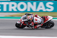 2nd October 2021; Austin, Texas, USA;  Takaaki Nakagami (30) - (JPN) riding a Honda for the LCR Honda IDEMITSU Team during qualification for the MotoGP Red Bull Grand Prix of the Americas held October 2, 2021 at the Circuit of the Americas in Austin, TX.