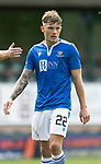 Dundee United v St Johnstone…..01.08.20   Tannadice  SPFL<br />Callum Hendry<br />Picture by Graeme Hart.<br />Copyright Perthshire Picture Agency<br />Tel: 01738 623350  Mobile: 07990 594431
