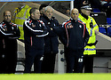 19/03/2008    Copyright Pic: James Stewart.File Name : sct_jspa11_rangers v partick.A DEJECTED LOOKING RANGERS BENCH.James Stewart Photo Agency 19 Carronlea Drive, Falkirk. FK2 8DN      Vat Reg No. 607 6932 25.Studio      : +44 (0)1324 611191 .Mobile      : +44 (0)7721 416997.E-mail  :  jim@jspa.co.uk.If you require further information then contact Jim Stewart on any of the numbers above........