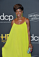 LOS ANGELES, USA. November 04, 2019: Bozoma Saint John at the 23rd Annual Hollywood Film Awards at the Beverly Hilton Hotel.<br /> Picture: Paul Smith/Featureflash