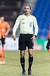 Fifa Referee Turki Mohammed A Alkhudhayr of Saudi Arabia during the AFC Champions League 2017 Group E match between Ulsan Hyundai FC (KOR) vs Brisbane Roar (AUS) at the Ulsan Munsu Football Stadium on 28 February 2017 in Ulsan, South Korea. Photo by Victor Fraile / Power Sport Images