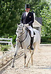 10 July 2009: Bruce Davidson Sr. loses a stirup riding Jam during the dressage phase of the CIC 3* Maui Jim Horse Trials at Lamplight Equestrian Center in Wayne, Illinois.