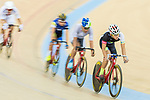 Mow Ching Yin of the CMS competes in Men Elite - Points Race 30KM Final during the Hong Kong Track Cycling National Championship 2017 on 25 March 2017 at Hong Kong Velodrome, in Hong Kong, China. Photo by Chris Wong / Power Sport Images