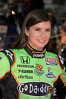 NEW YORK - MAY 25: Race car driver Dancia Patrick attends Macy's and IZOD's celebration of the Indianapolis Motor Speedway and the Indy 500 at Macy's Herald Square on May 25, 2010 in New York City. <br /> <br /> People:  Dancia Patrick