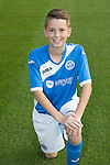 St Johnstone Academy Under 14's…2016-17<br />Kieran Sweeney<br />Picture by Graeme Hart.<br />Copyright Perthshire Picture Agency<br />Tel: 01738 623350  Mobile: 07990 594431