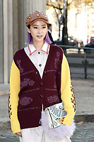 Irene KIM - Show MIU MIU Paris Fashion Week Womenswear Sring/Summer 2018 - 03/10/2017 - France