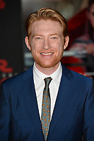 """Domhnall Gleeson at the world premiere for """"Star Wars: The Last Jedi"""" at the Shrine Auditorium. Los Angeles, USA 09 December  2017<br /> Picture: Paul Smith/Featureflash/SilverHub 0208 004 5359 sales@silverhubmedia.com"""