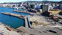 CentrePort in Wellington, New Zealand on Wednesday, 28 July 2021. Photo: Dave Lintott / lintottphoto.co.nz