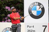 Francesco MOLINARI (ITA) during round 3 of the 2015 BMW PGA Championship over the West Course at Wentworth, Virgina Water, London. 23/05/2015<br /> Picture Fran Caffrey, www.golffile.ie: