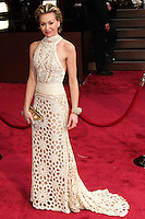 HOLLYWOOD, LOS ANGELES, CA, USA - MARCH 02: Portia de Rossi at the 86th Annual Academy Awards held at Dolby Theatre on March 2, 2014 in Hollywood, Los Angeles, California, United States. (Photo by Xavier Collin/Celebrity Monitor)